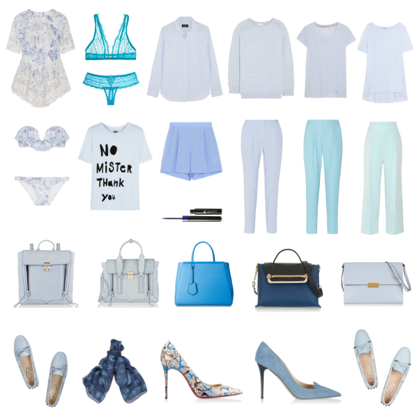 Designer, lust, shopping, luxury, blue, baby blue, fashion