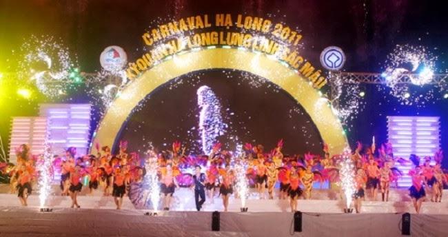 Liền kề Hạ Long Marine Carnaval Hạ Long 2011