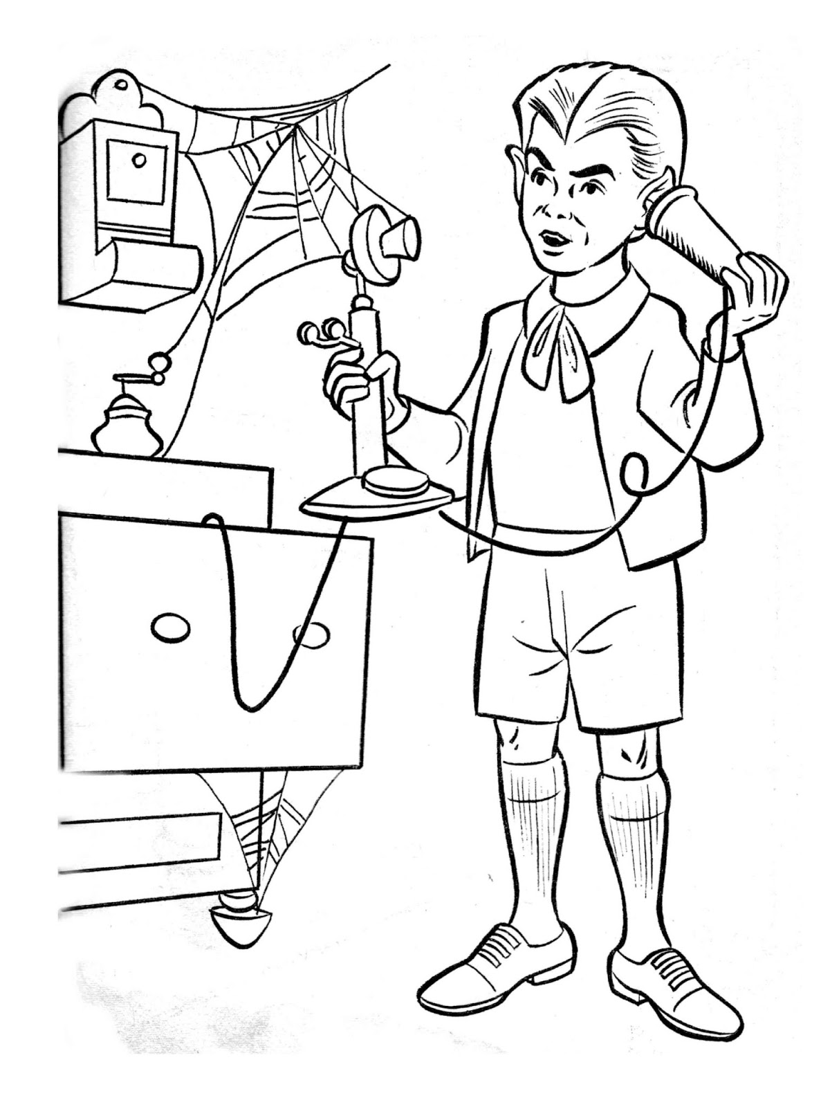 o ween coloring pages - photo #41