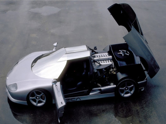 Italdesign BMW Nazca M12