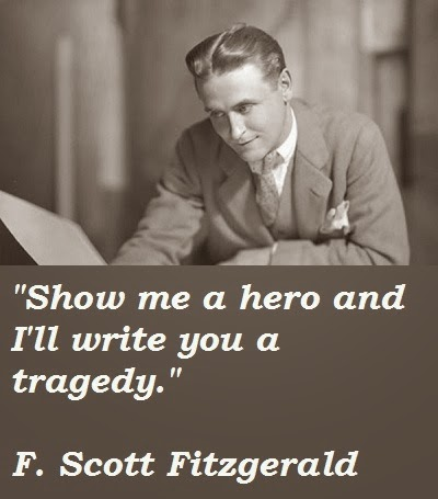 the wild and tragic life of fscott fitzgerald A common take on the trajectory of fitzgerald's life runs through the arc of  at  the age of 24, to death in obscurity at the end of a late wilderness period  layer  to the tragic aura that has built up around the author's life story.