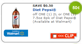 photo relating to Pepsi Printable Coupons identified as Extraordinary Couponing Mommy: Warm $.50 Pepsi Printable Coupon