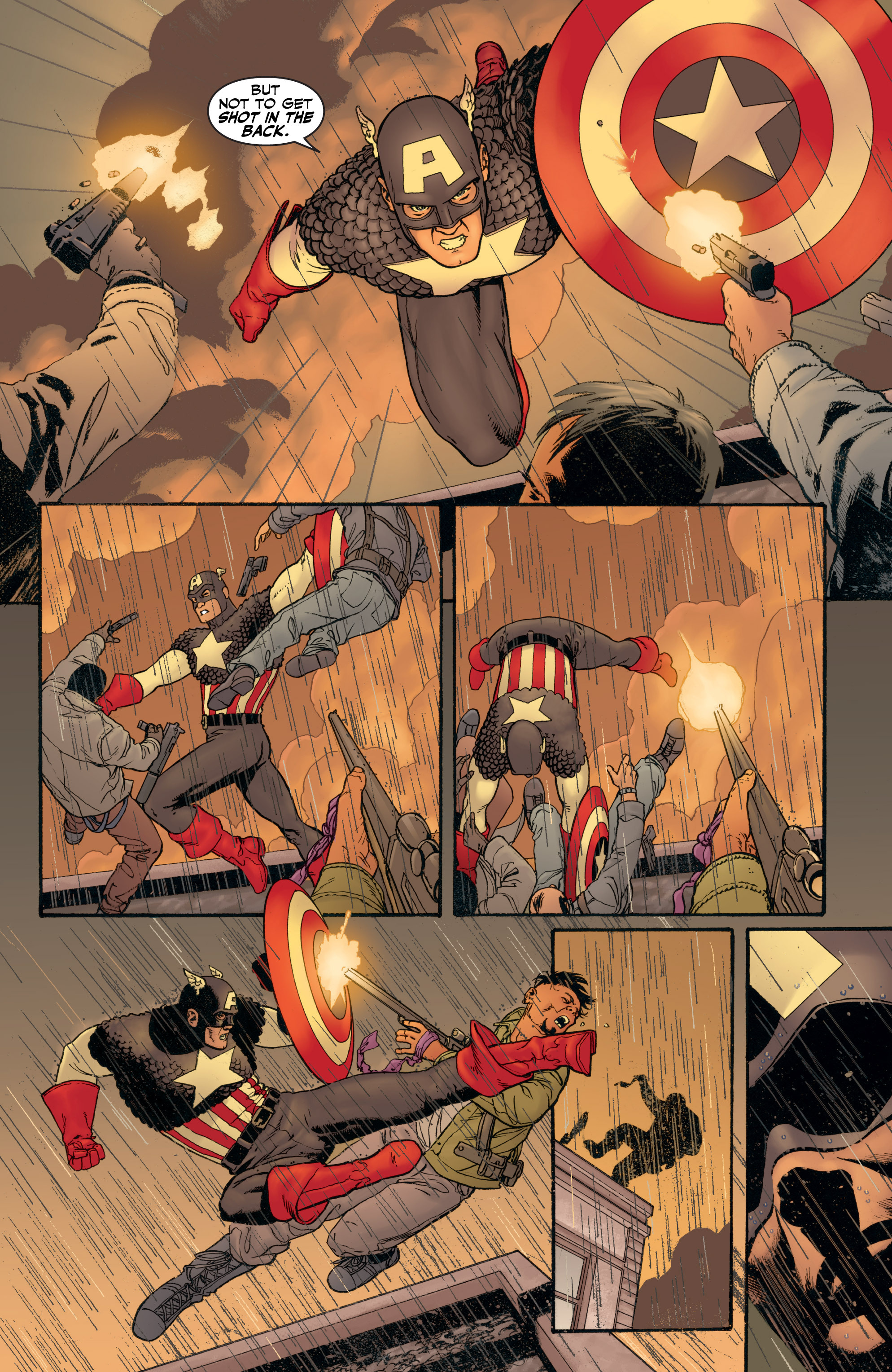 Captain America (2002) Issue #2 #3 - English 13