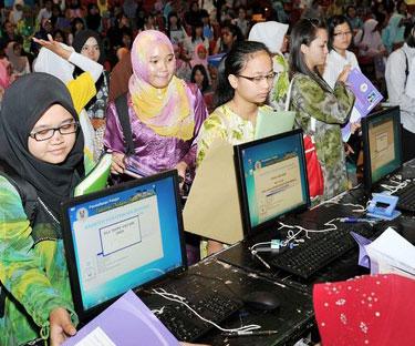 46,698 pelajar ke IPTA, politeknik