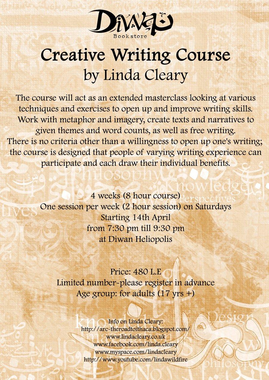 u of t creative writing course