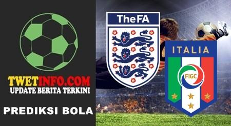 Prediksi England U19 vs Italy U19