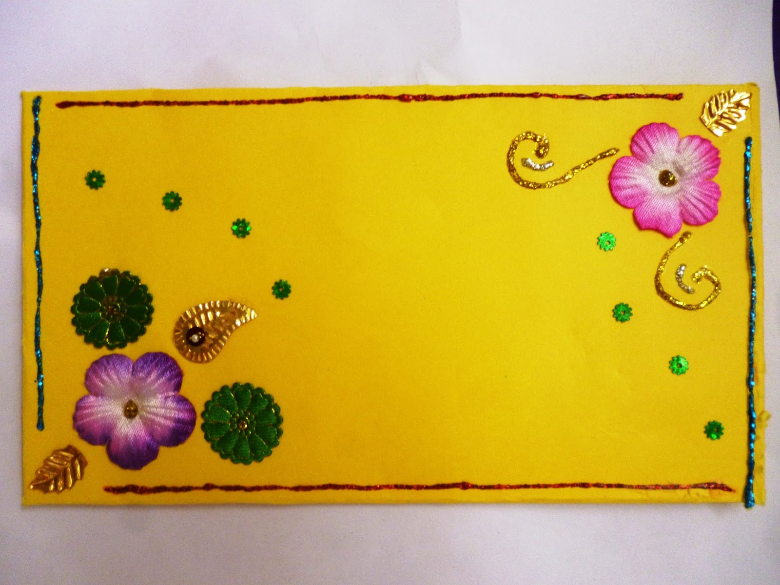 decorative gift envelopes - Decorative Envelopes