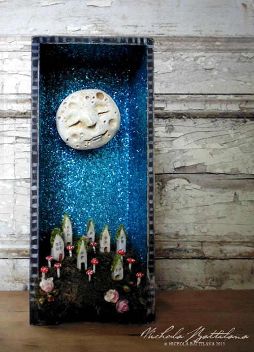 Moon Shrine - Nichola Battilana