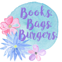 Grab button for Books.Bags.Burgers