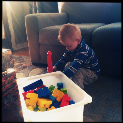 Building Blocks with Porter