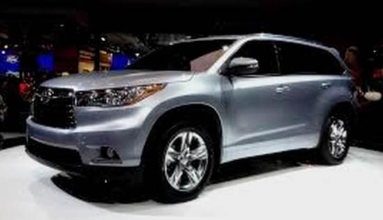 2016 Toyota Highlander Changes Hybrid Price India Toyota Release