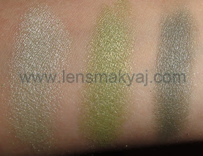 NYX Spring Leaf/Lime Green/Green Tea
