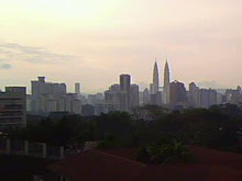 Some Early Morning Views Of KL City Skyline - Click To Visit