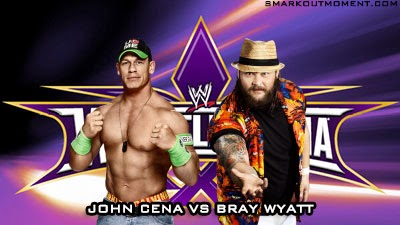 John Cena Wrestlemania 30 Coverage