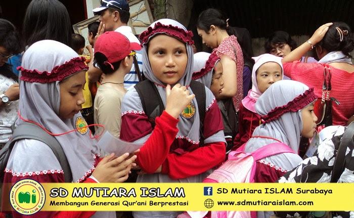 SD Mutiara Islam | Membangun Generasi Qurani Berprestasi
