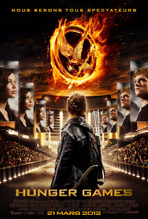 HUNGER GAMES FILMZE