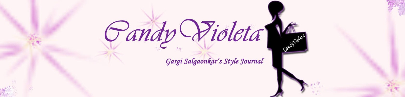 CandyVioleta. Indian Fashion Blog/ Indian Fashion Blogger