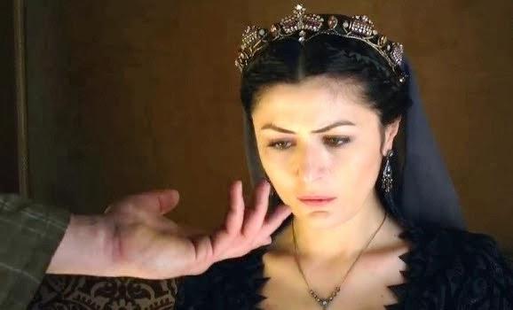 Șah - Suleyman Magnificul episodul 99