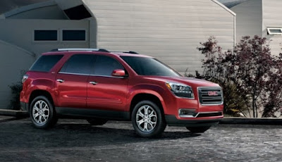 2016 GMC Acadia Review and Specs