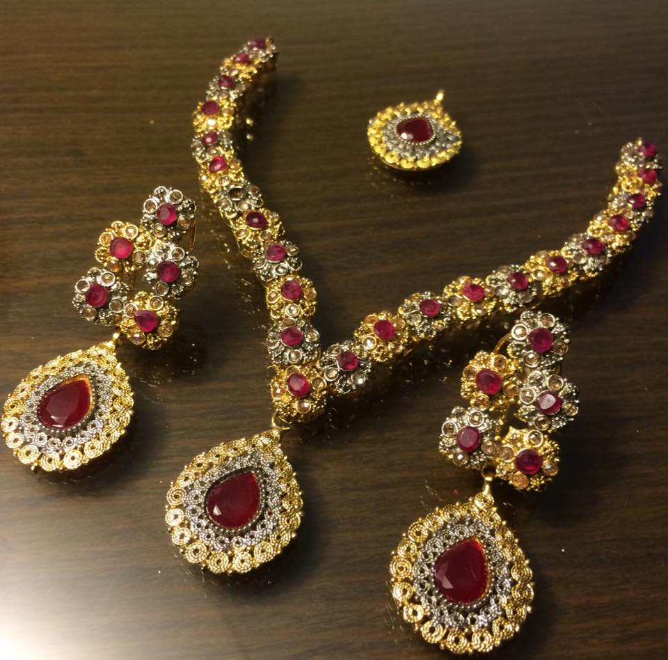 Stylish Jewellery Jewellery Designs 2015