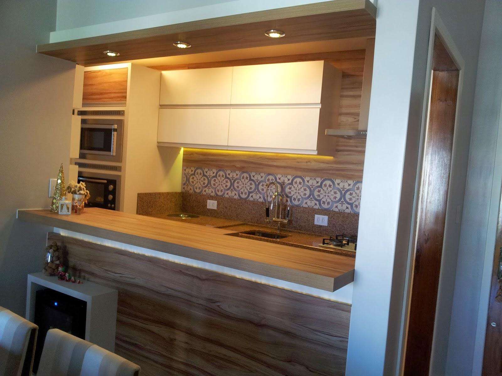 projeto de reforme de cozinha de um apartamento onde os clientes  #AA7822 1600 1200