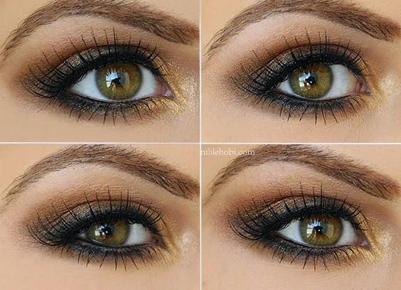 Kahverengi Gözler İçin Makyaj Önerileri