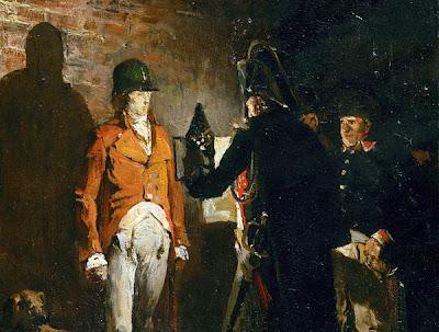 Secuestro duque enghien