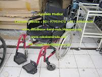 harga kursi roda bekas