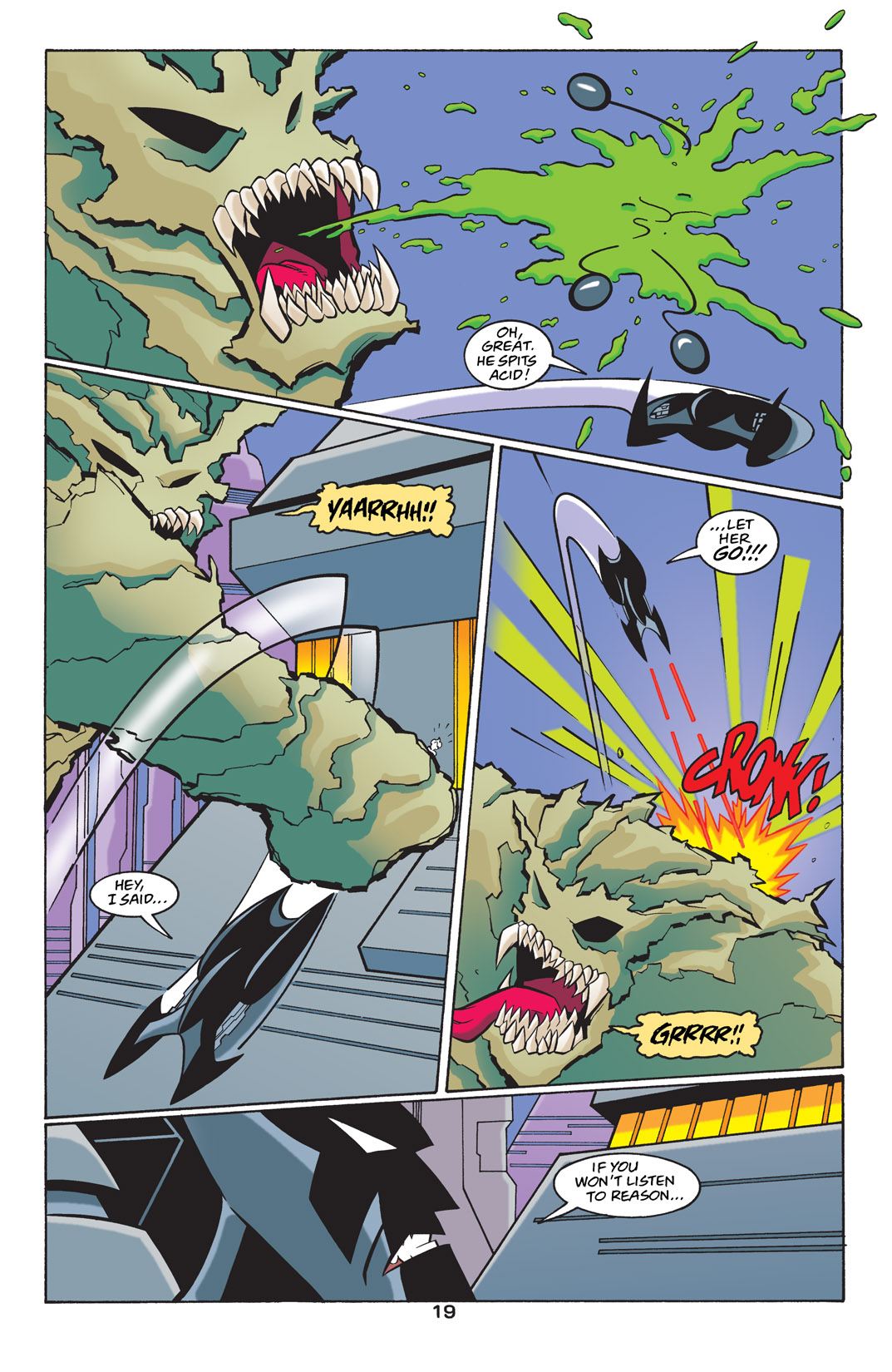 Batman Beyond [II] Issue #24 #24 - English 20