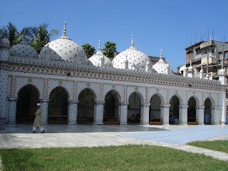 Star Mosque in Dakha - Bangladesh