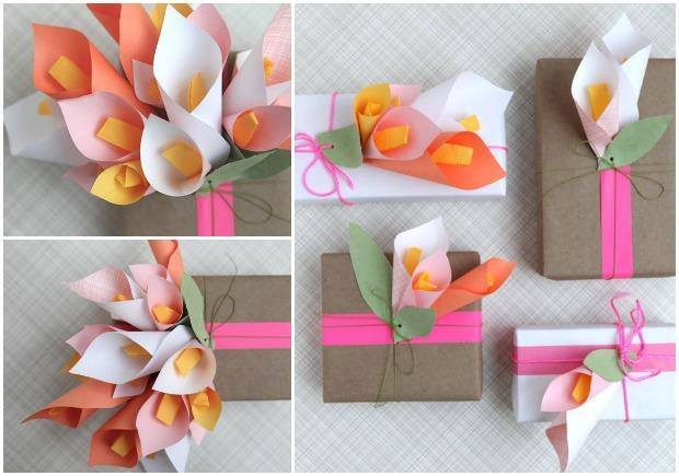 Easy Diy Ideas For Packing Gifts.