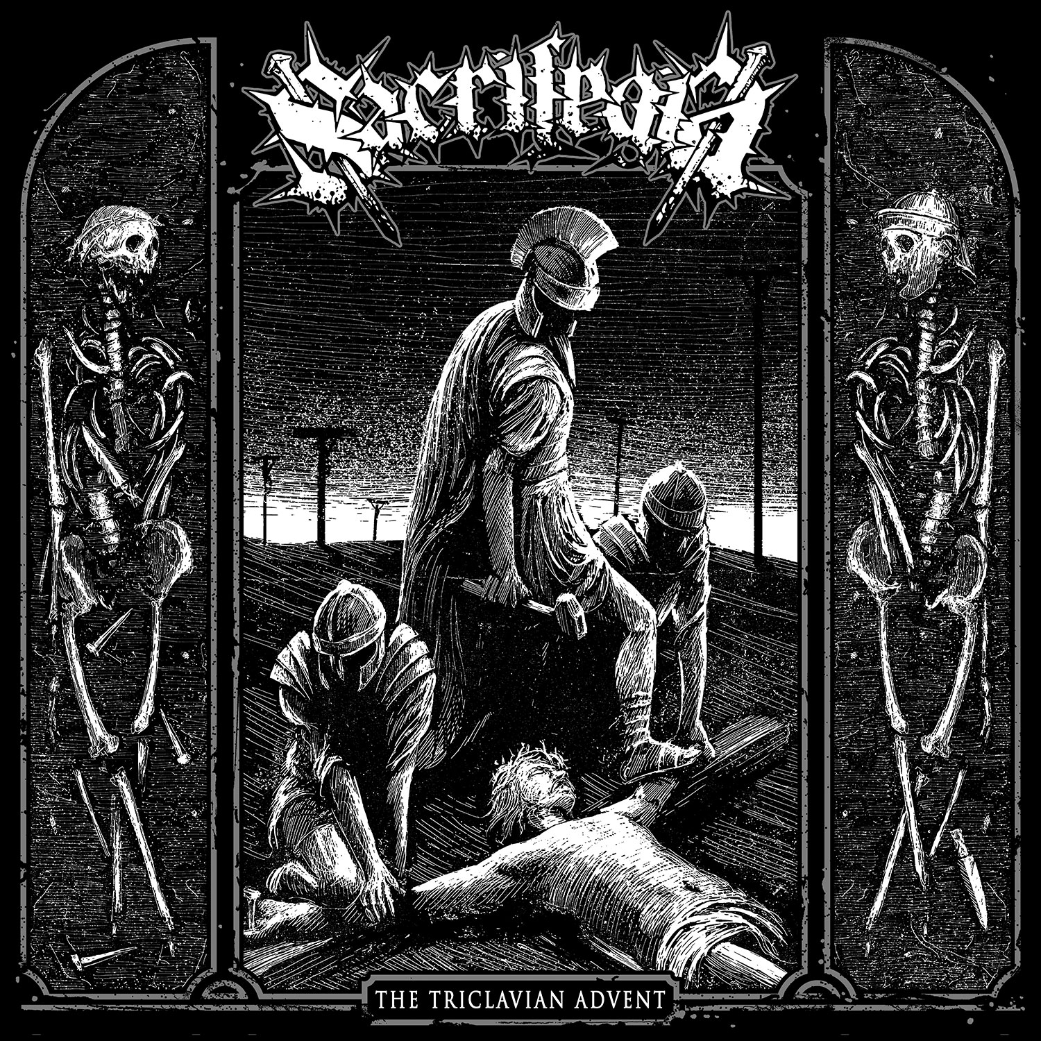 Sacrilegia - The Triclavian Advent - Press Release + Track Stream.