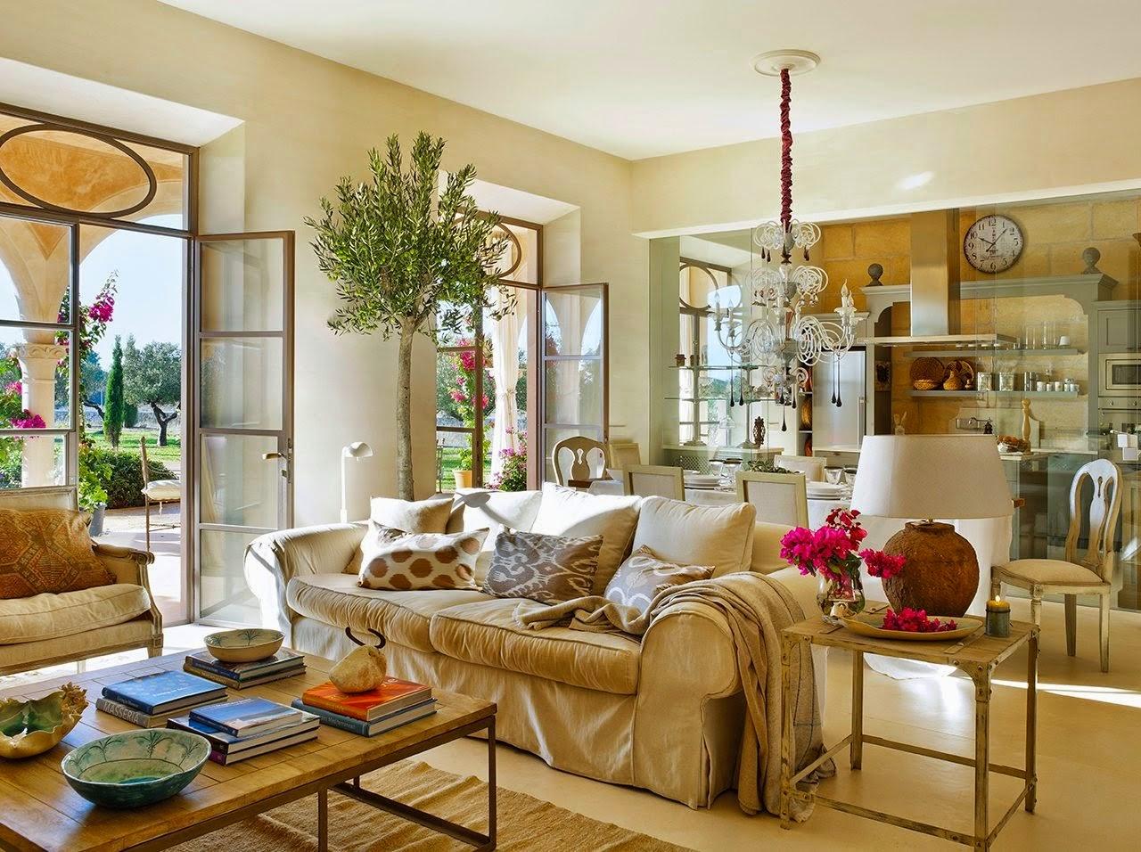 Uma casa de veraneio em palma de mallorca design innova for Decoracion de casas acogedoras