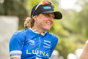 Canadian Olympian. World Champion. Luna Pro Team