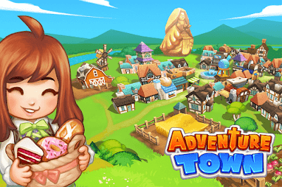 download adventure town apk mod