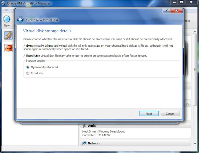 Virtual hard