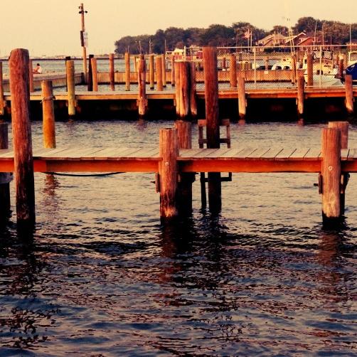 Kismet dock fire island