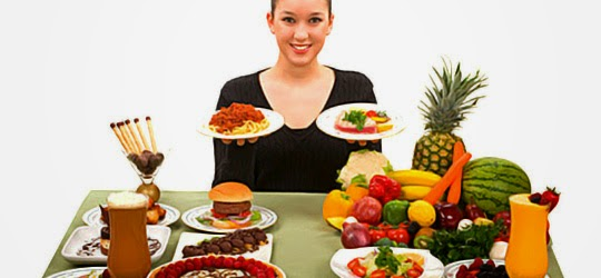 Cara menambah berat badan dengan mudah