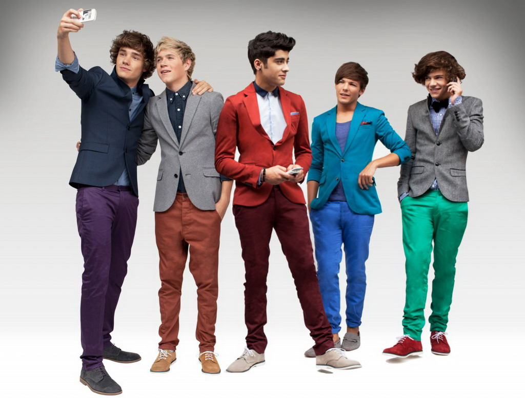 one direction wallpaper for bedroom