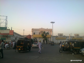 Amritsar Railway Station: another view.