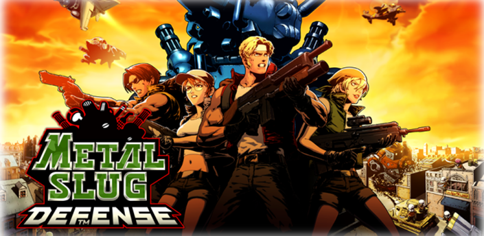 Metal Slug Defense v1.24.0 APK (Unlimited MSP/Medals/BP)