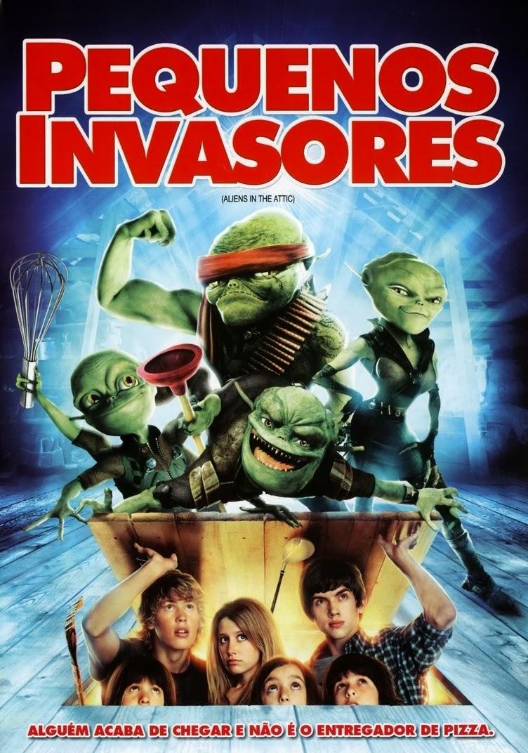 Pequenos Invasores – Dublado