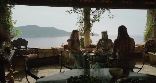 Sansa , Margaery y Olenna Tyrell - Juego de Tronos en los siete reinos