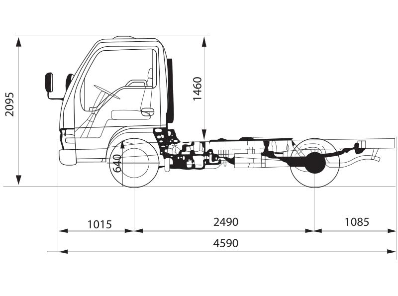 harga dan spesifikasi isuzu elf nhr 55 cc