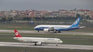 787 Dream Tour Istanbul