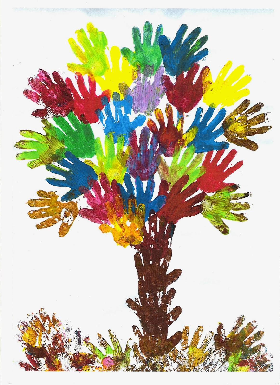 nuestro mundo escolar concurso crea tu rbol de colores