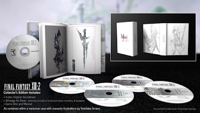 Final Fantasy XIII-2: Collector's Edition