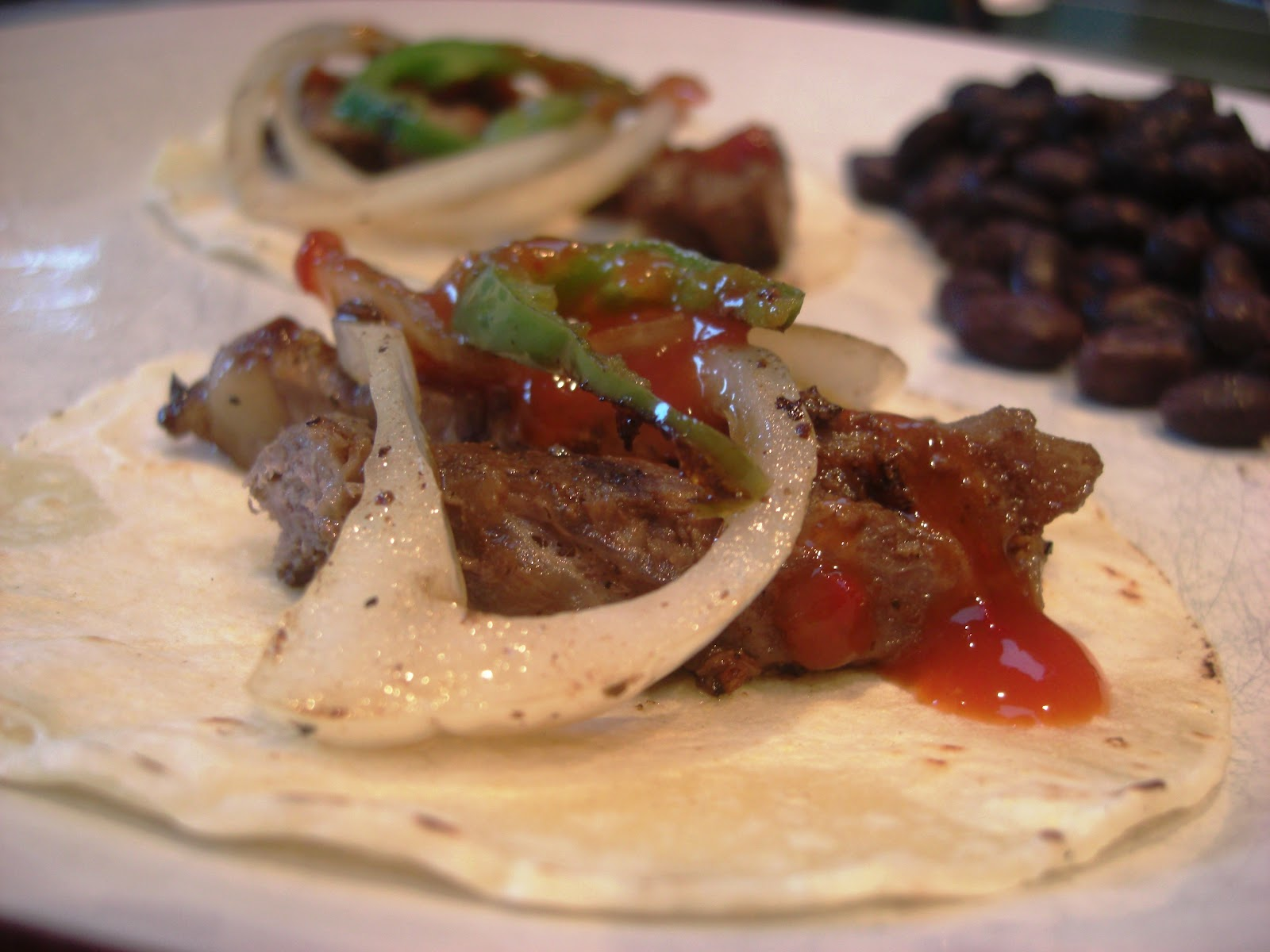 asada beef tacos carne asada grilled or barbecued meat is a very ...