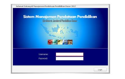 Cara Cek Data Dapodik Info Pendataan Dikdas Kemdikbud - 2013