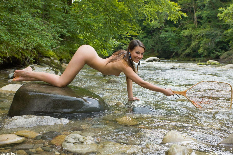 streamer nude